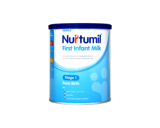 NURTUMIL FIRST INFANT MILK STAGE 1 400MG