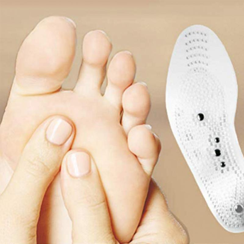 Mindsole Magnetic Acupressure Insoles On Discount Sale ...