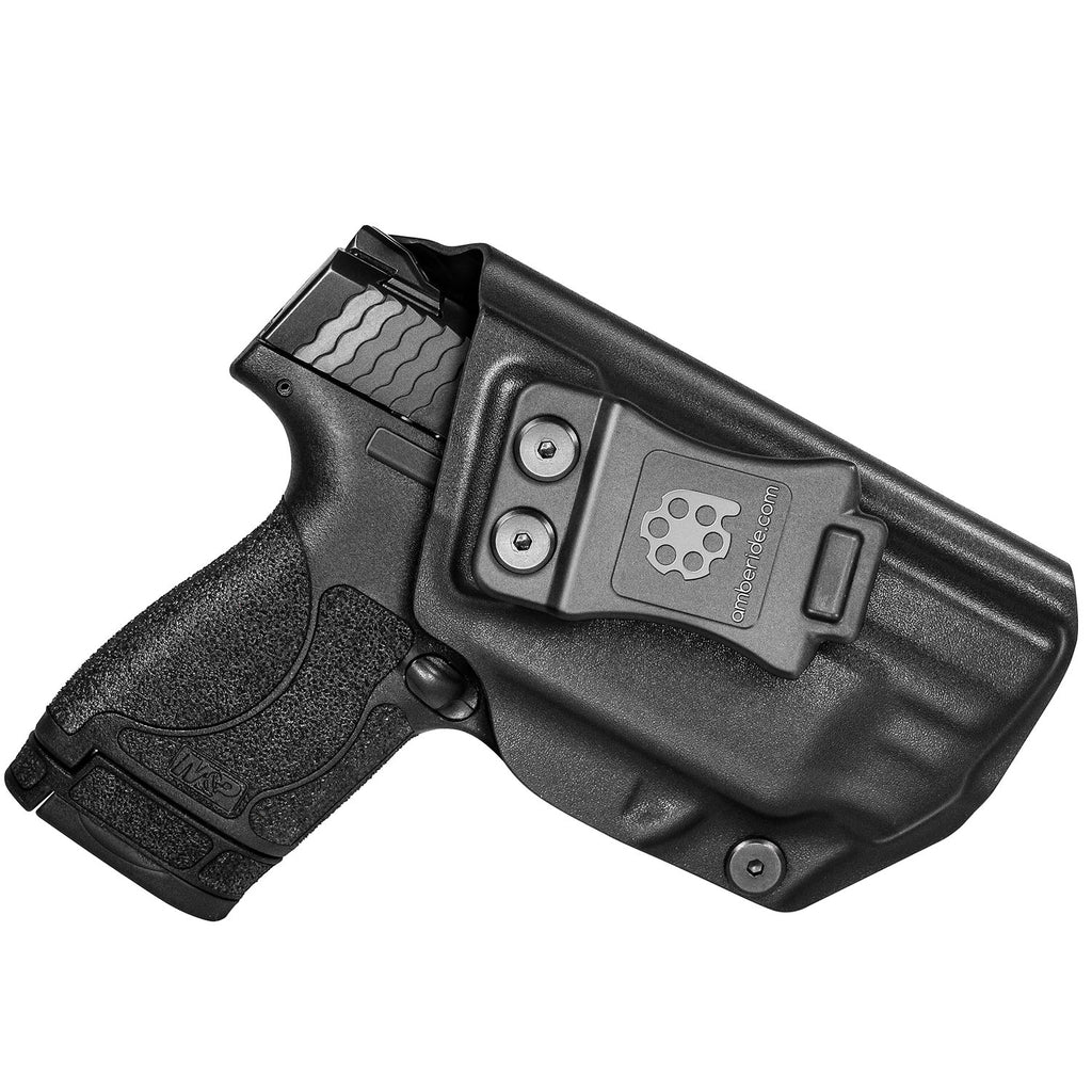 INTEGRATED LASER IWB Kydex Holster Smith /& Wesson M/&P SHIELD 45 Shield