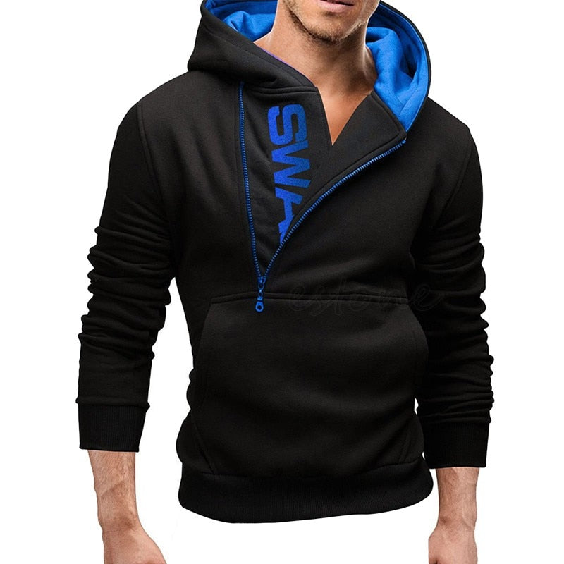 Warm Hooded Sweatshirt