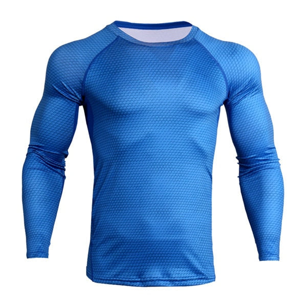 Thermal quick dry shirt