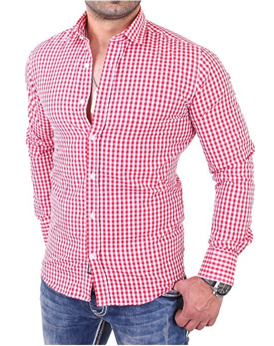 Fashion Long-Sleeve Shirt