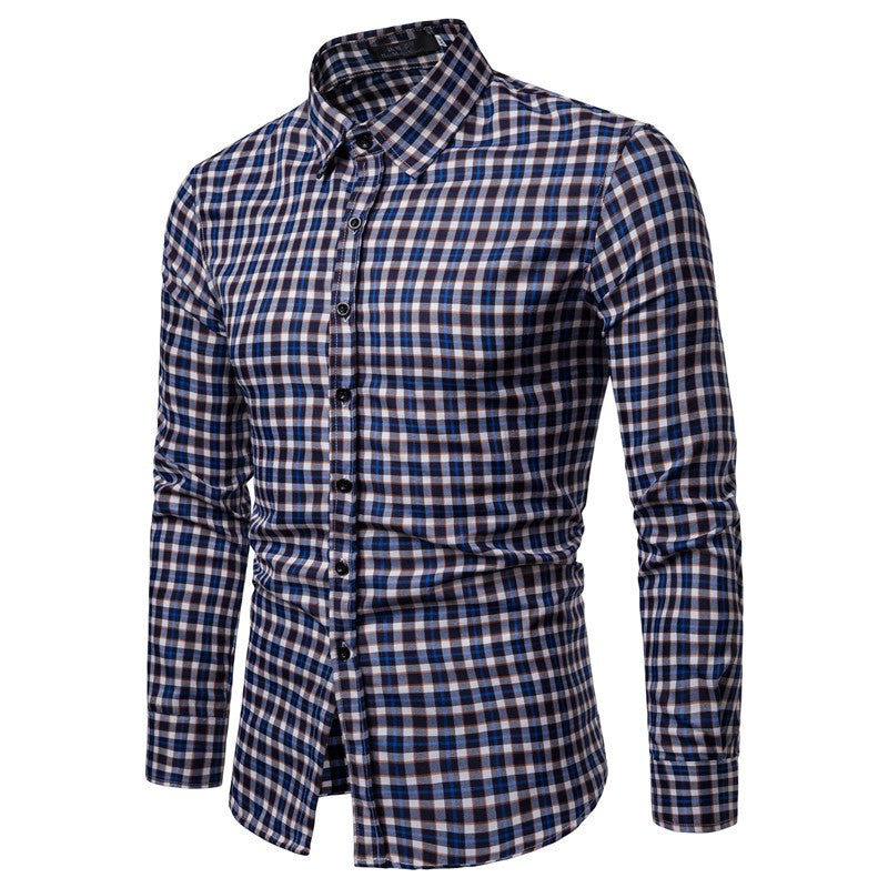Long Sleeve Casual Shirt