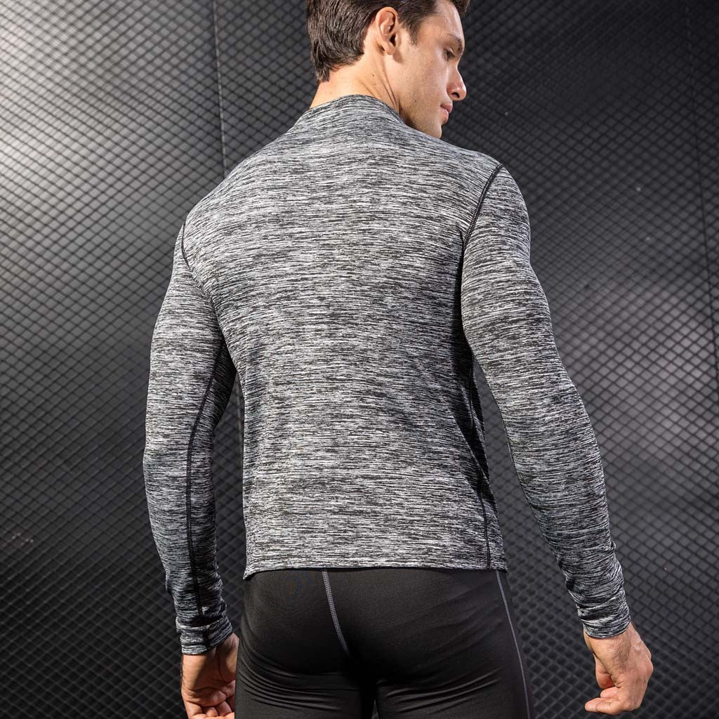 Workout long sleeve shirt