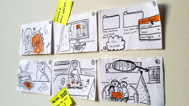 Storyboarding in UX Design