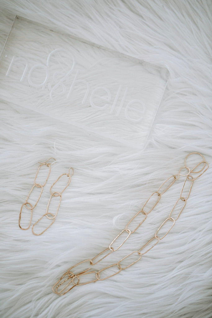 Jumbo Chain Necklace
