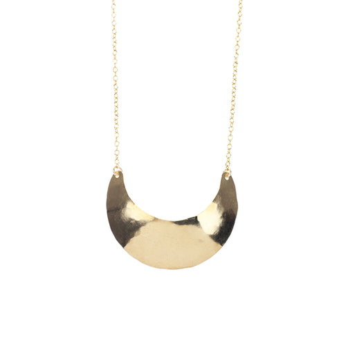 Big Moon Necklace