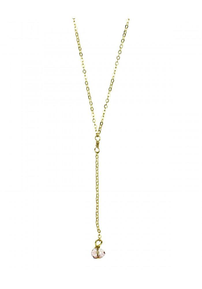 Cabana Single Gesture Necklace
