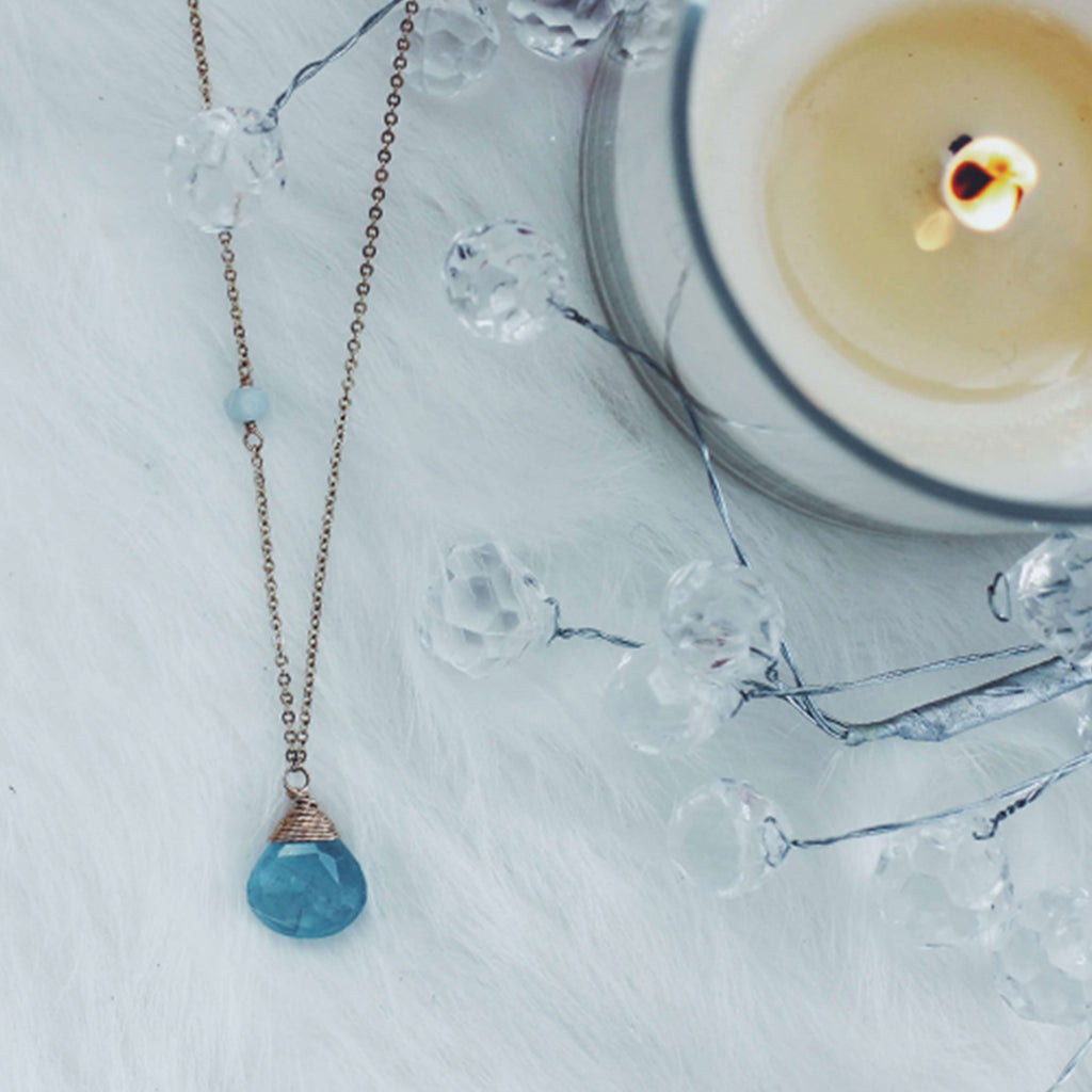 Cabana Gem Necklace