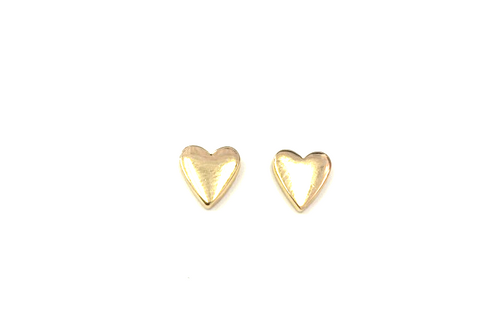 HARLOW Little Heart Stud Earrings