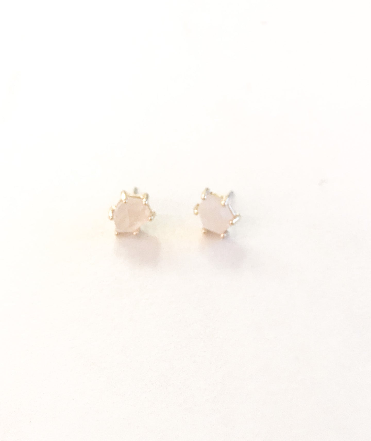 HARLOW Gem Stud Earrings