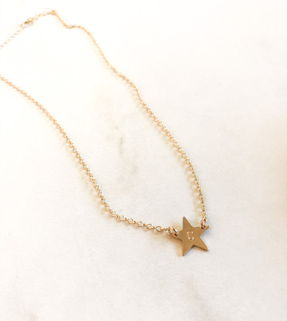 Mini Star Choker