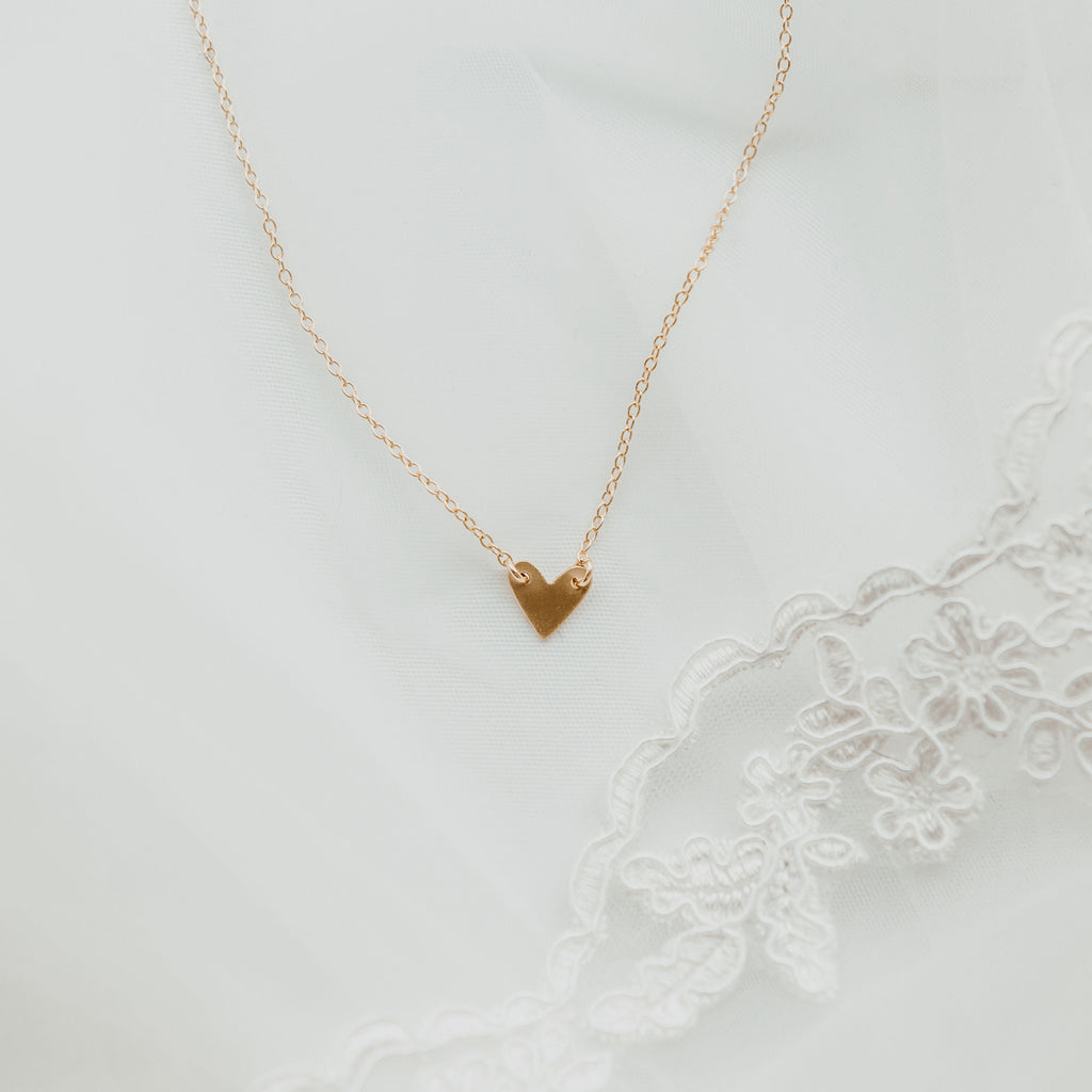 Mini Heart Choker