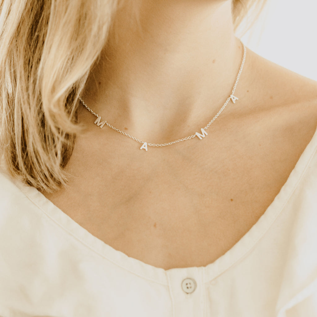 HARLOW Mama Necklace