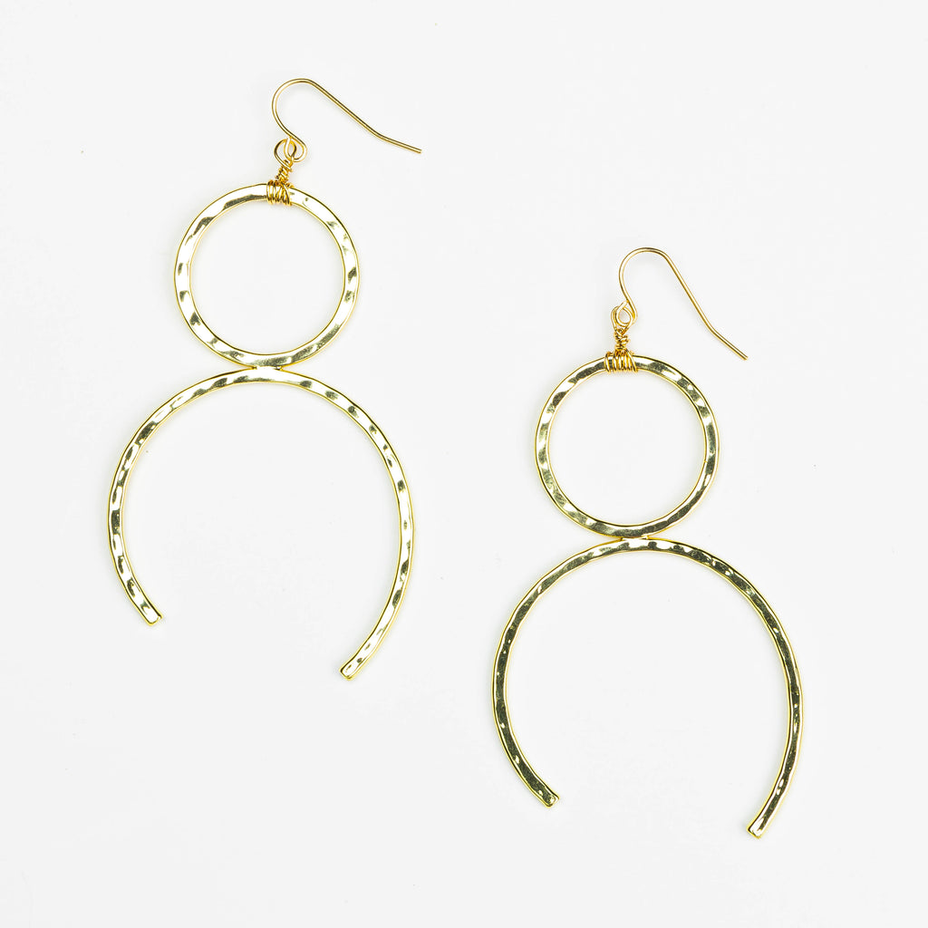 HARLOW Paradise Earrings