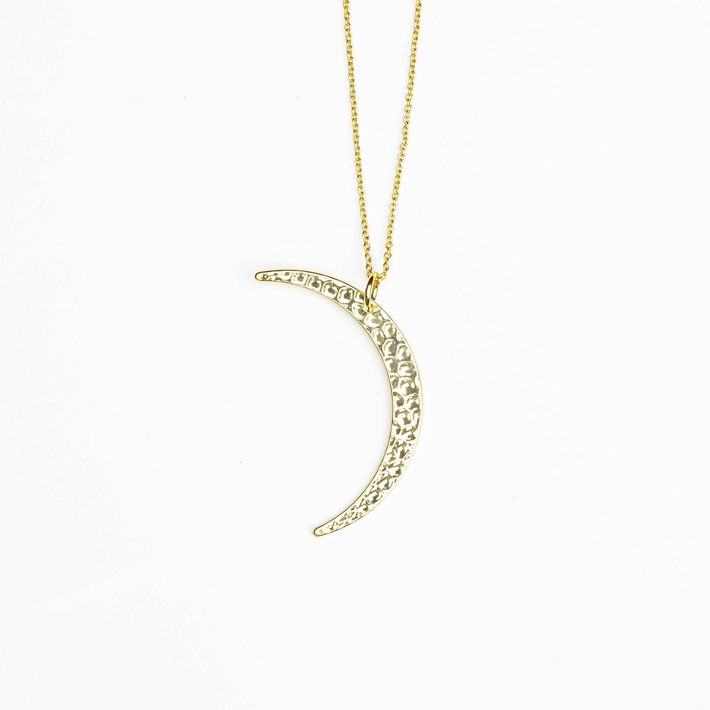 HARLOW Crescent Moon Necklace
