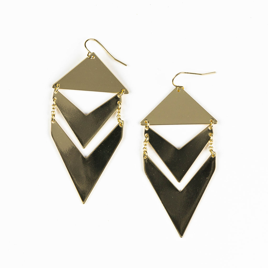 HARLOW Edge Earrings
