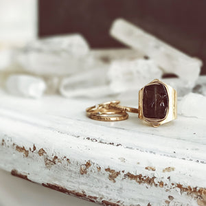 Wander Edge Ring