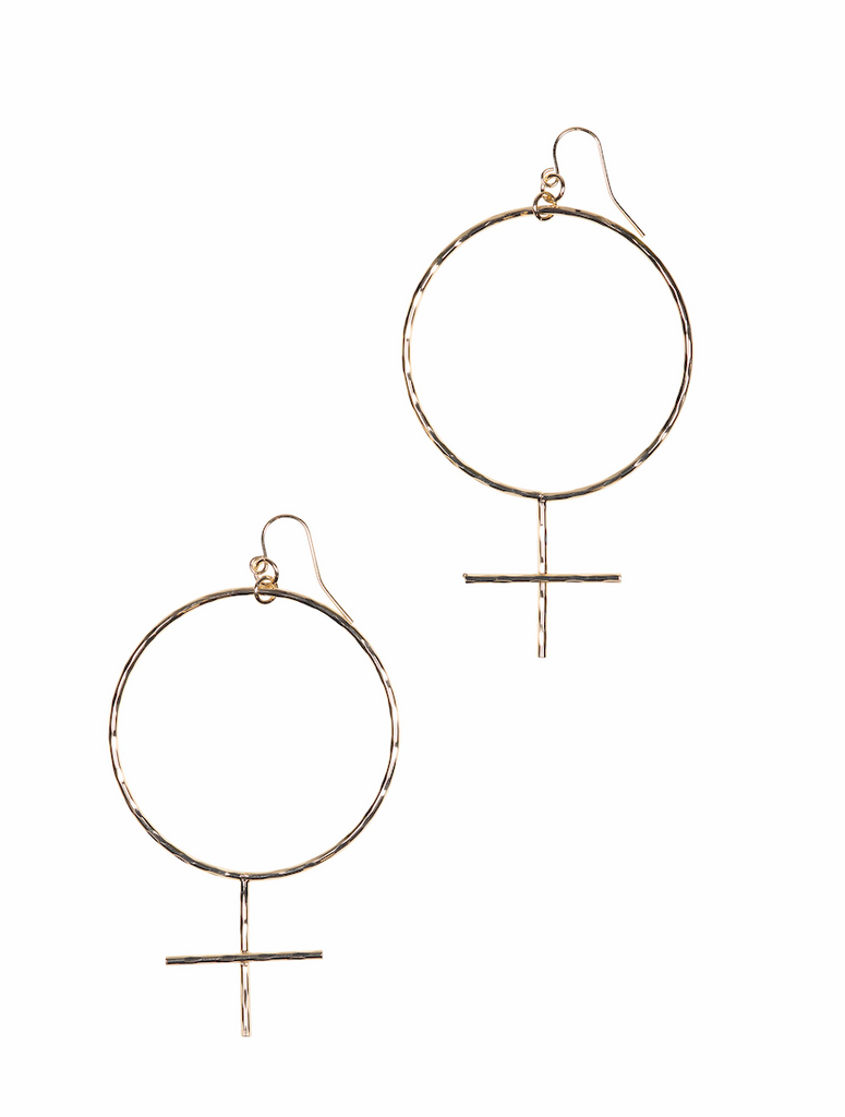 HARLOW Fem Hoop Earrings
