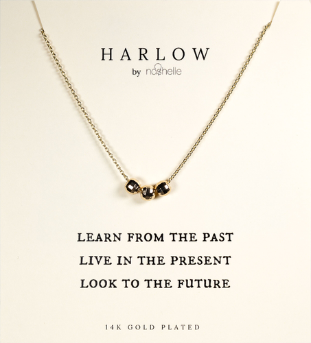 HARLOW Box Set Past, Present & Future Cylinders