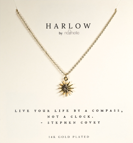 HARLOW Box Set Compass