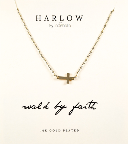 HARLOW Box Set Sideways Cross