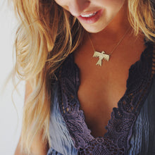 Rising Phoenix Necklace