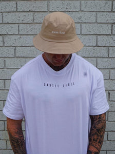 The Womens Rebel Bucket Hat - Sand