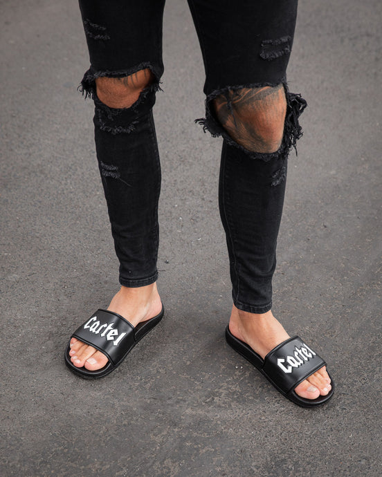 The Voltage Slides - Black