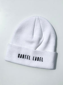 The Minimal Beanie - White