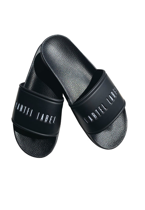 The Minimal Slides - Black