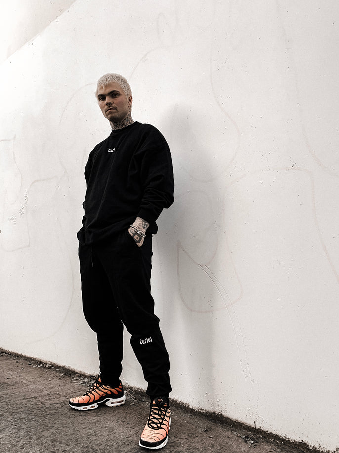 The Originals Trackpants - Black
