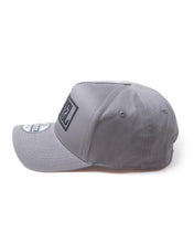 Load image into Gallery viewer, The Stamp A-Frame Snapback - Charcoal