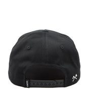 Load image into Gallery viewer, The Voltage A-Frame Snapback - Black/White