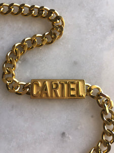 The Nameplate Cuban Link Chain