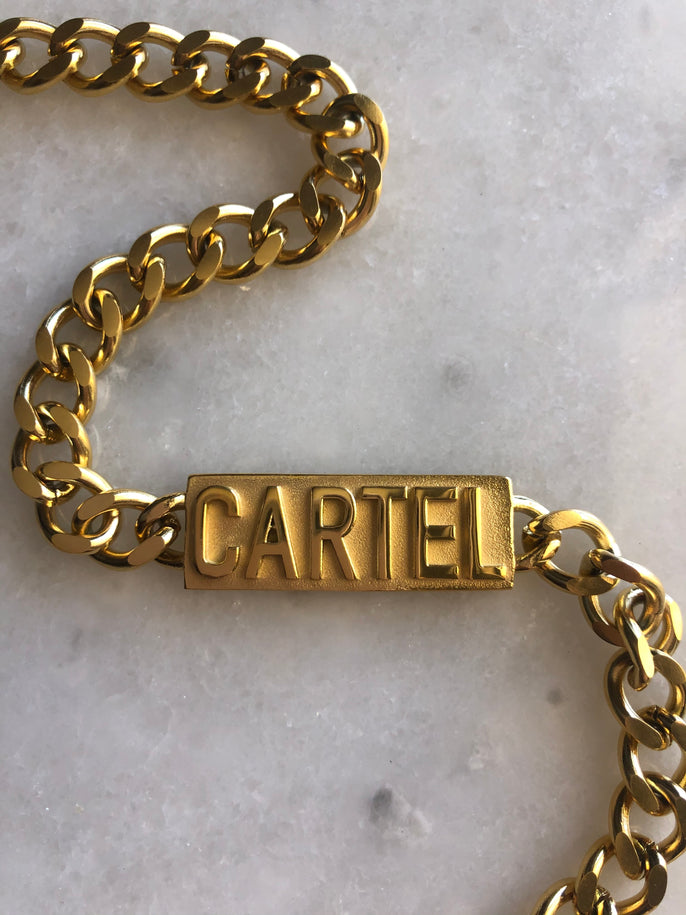 The Nameplate Cuban Link Chain Secondary