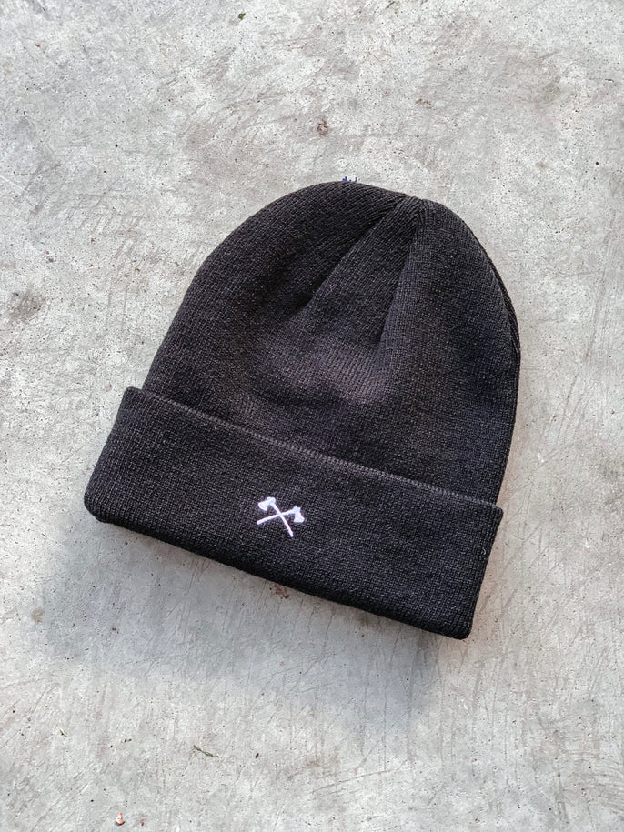 The Original Beanie - Black