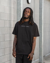 Load image into Gallery viewer, The Minimal Drop Tee - Black