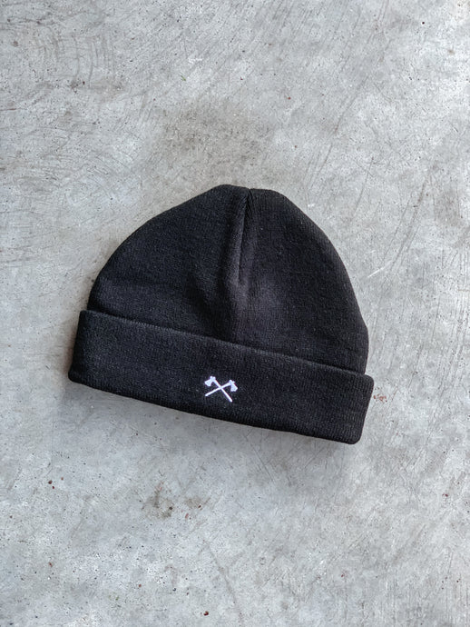 The Original Fisherman Beanie - Black