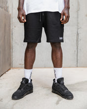 Load image into Gallery viewer, The Originals Relaxed Shorts - Black/White