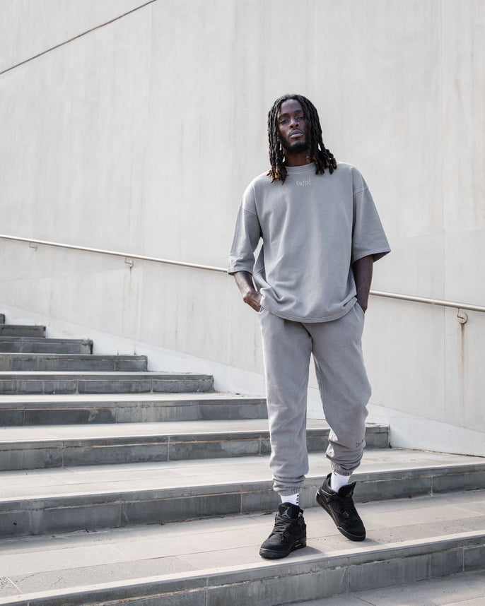 The Silhouette Trackpants - Storm Grey Secondary