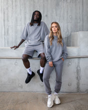 Load image into Gallery viewer, The Silhouette Sweatpants - Storm Grey