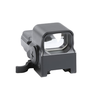 Sniper RD26 Holographic Reflex Sight QD Mount Quick Release with 8 Reticles Red and Green Dot Sight