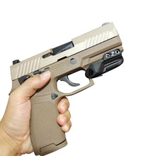 Load image into Gallery viewer, GLK001 Green Laser Sight with Sensor ON-Off Smart Activation Rechargeable Battery for Pistols Handguns