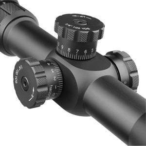 Sniper CK 4-16X50 FFP Scope 30mm Tube With R/G Illuminated Reticle
