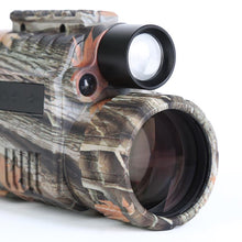 "Load image into Gallery viewer, Night Vision Monocular 5X40 Night Vision Infrared IR Camera HD Digital Night Vision Scopes with 1.5"" TFT LCD Take Photos and Video Playback Function and TF Card for Hunting"