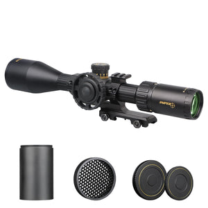 Sniper NT 3-18X50 Tactical Rifle Scope Red/Green Illuminated Rangefinder Reticle