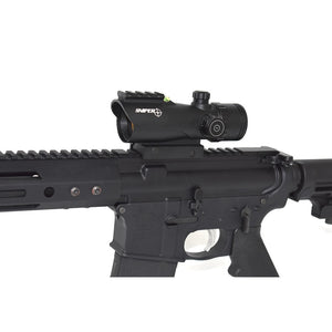Sniper RD30SR 5 MOA Red Dot Sight with Picatinny Mount