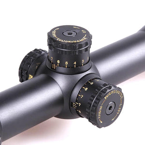 Tactical SNIPER WKP 8-32X56 SAL Rifle Scope Side Parallax Adjustment Glass Etched Reticle RG Illuminated with Bubble Level