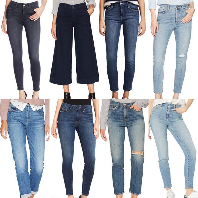 OUR FAVORITE MOMIFORM JEANS